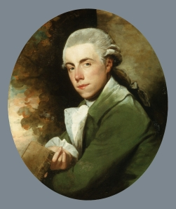 Man in a Green Coat, 1779-85, 28 1/2 x 23 1/2 in. (72.3 x 59.7 cm), oil on canvas
