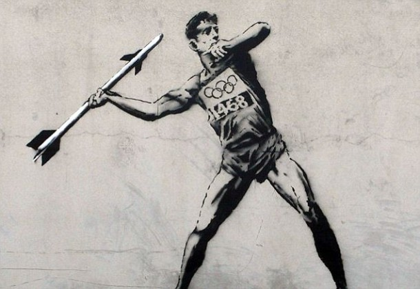 http://www.metro.co.uk/olympics/906144-banksy-releases-olympic-artwork-as-london-gears-up-for-the-games