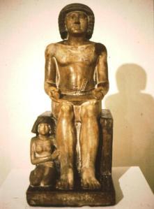 Sekhemka Action Group (Northampton) was made around 2400 BC