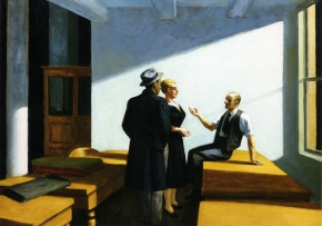 An American in Paris: The Surprising Success of Edward Hopper
