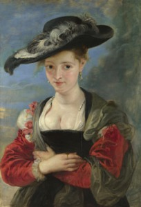 Particularly this one. Peter Paul Rubens Le Chapeau Paille, 1622-5, National Gallery, London.