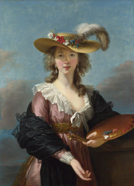 Happy 258th Birthday Louise Élisabeth Vigée Le Brun!