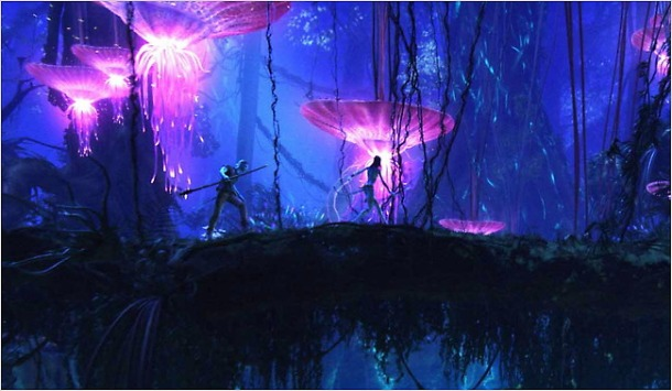 Pandora: way better than earth.