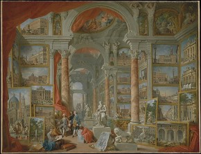 Happy 322nd Birthday, Giovanni Paolo Panini!
