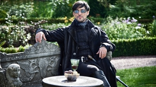 Why not. Blake Ritson as Count Riario.