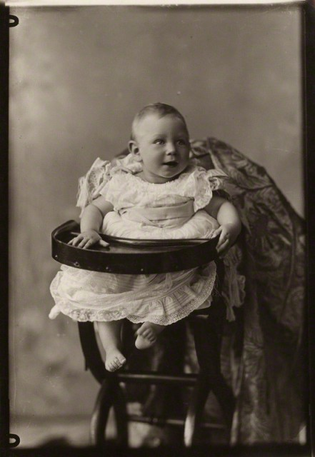 W. & D. Downey, King George VI, bromide proof print, circa 1896. 6 1/2 in. x 4 3/8 in., photograph, National Portrait Gallery, London.
