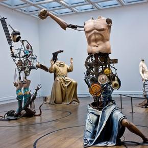 "Larger than Life: Michael Landy's ""Saint's Alive"""