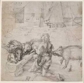 "Youth and Beauty: Review of the Courtauld's ""Young Dürer"""
