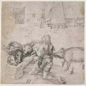 """Youth and Beauty: Review of the Courtauld's """"YoungDürer"""""""