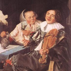 Something to Smile About: Judith Leyster Turns405